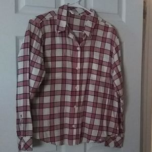 Riders button-down shirt